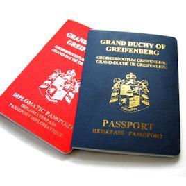 Passeports (Boutique)